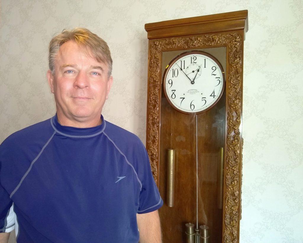Tony Faulkner Time