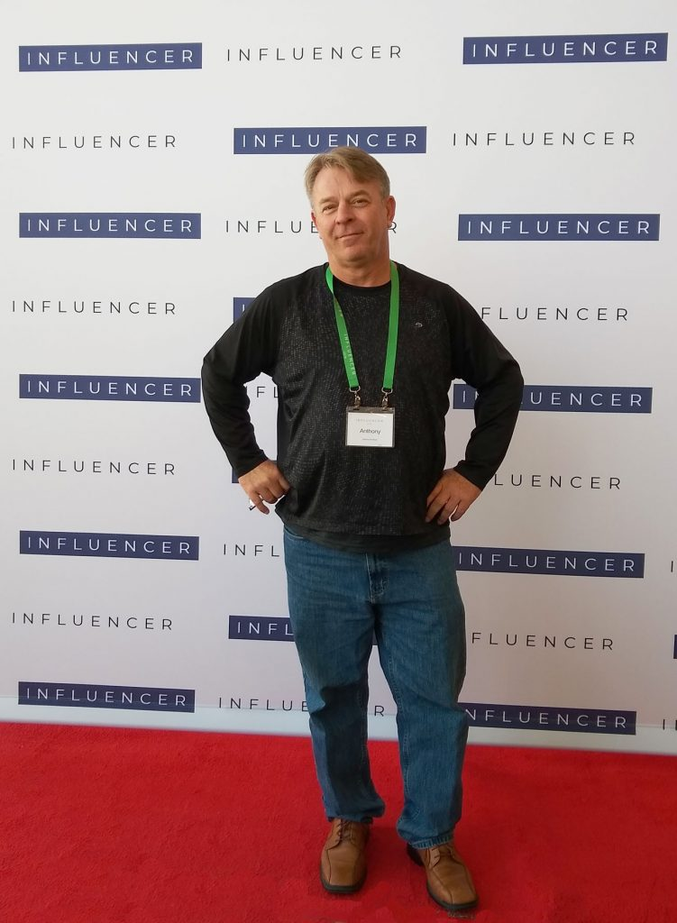 Anthony Faulkner Influencer